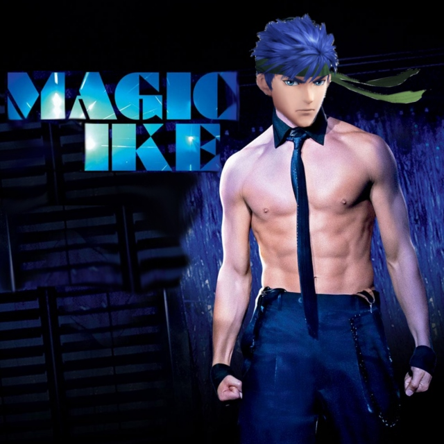 Magic Ike XXL