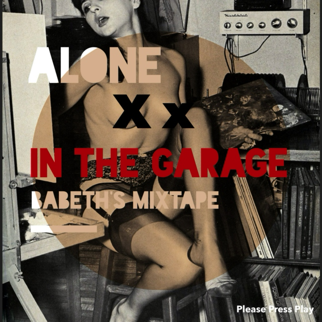 Alone In The Garage