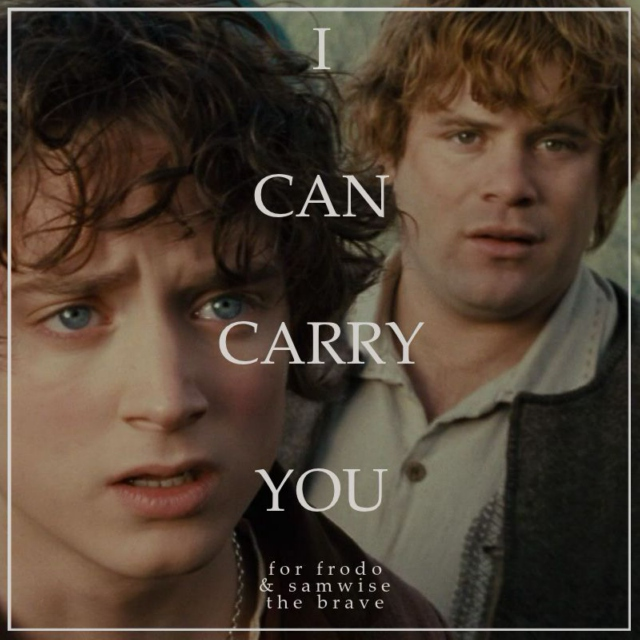 I Can Carry You