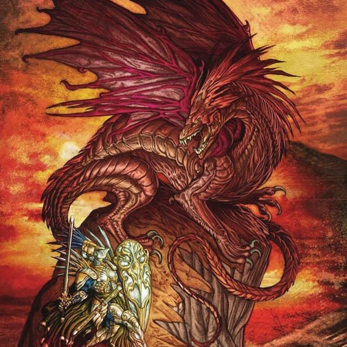 Tales of the Dragonblood