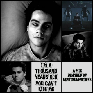 I'm A Thousand Years Old, You Can't Kill Me: Nogitsune!Stiles