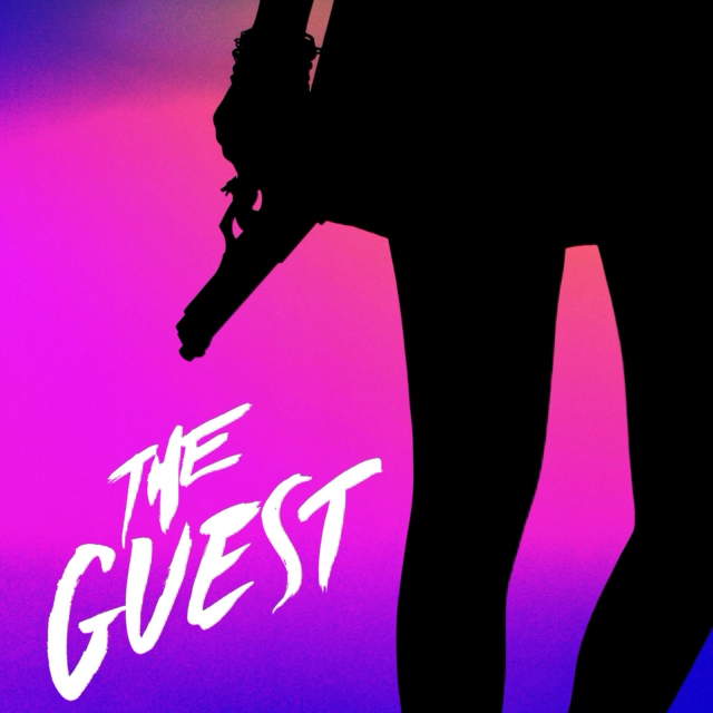 """Knock. Knock. """"Who's there?"""" """"The Guest."""""""