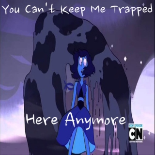 You Can't Keep Me Trapped Here Anymore