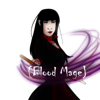 Blood Mage {Ruth}