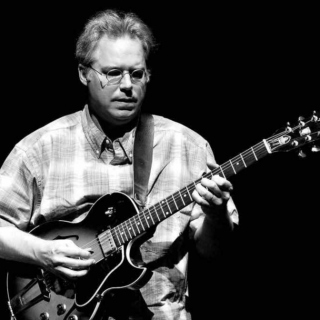 on guitar: Bill Frisell
