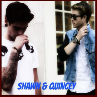 Shawn & Quincey