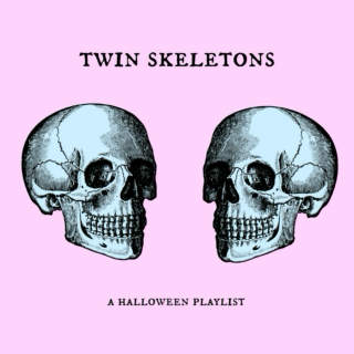 twin skeletons