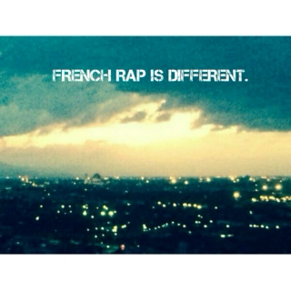 French rap is different.