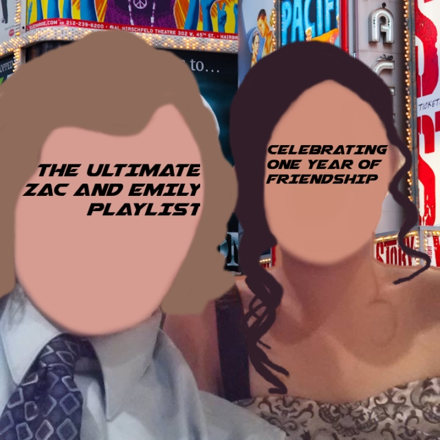 The Ultimate Zac and Emily Playlist