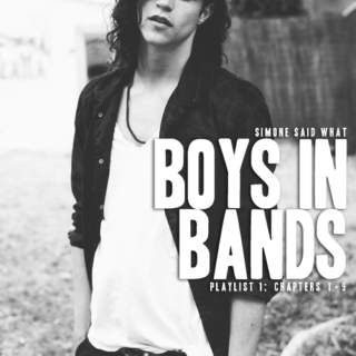 Boys In Bands: i