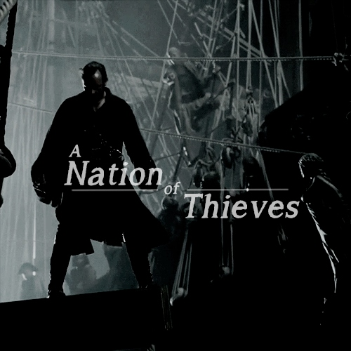 A Nation of Thieves