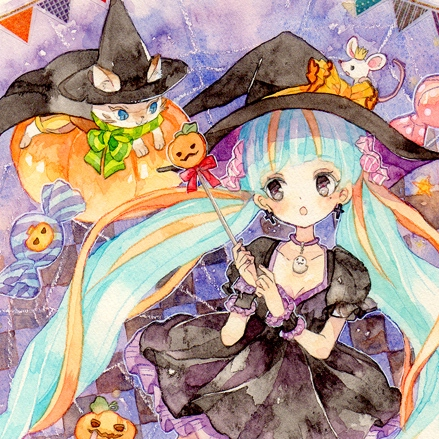 Have a Kawaii Creepy Halloween