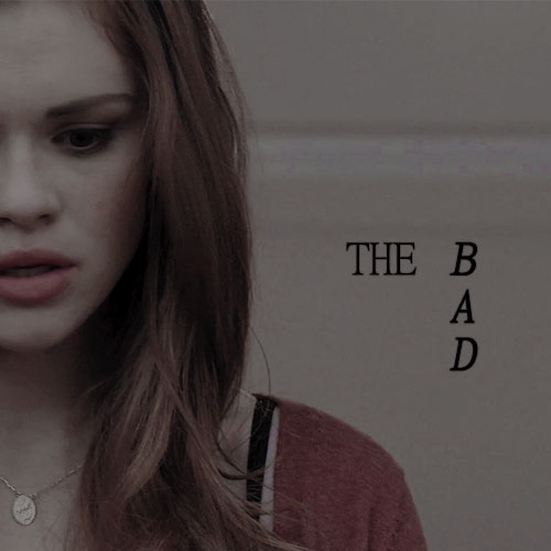 for the bad;