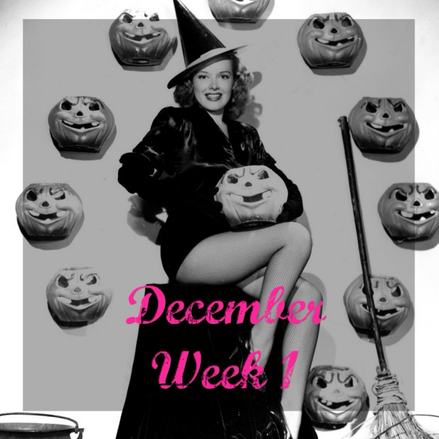 December #1: Witchy Sounds