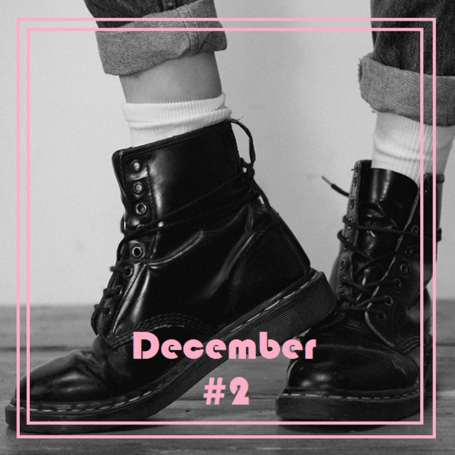 December #2: *pretends to be a British teen*
