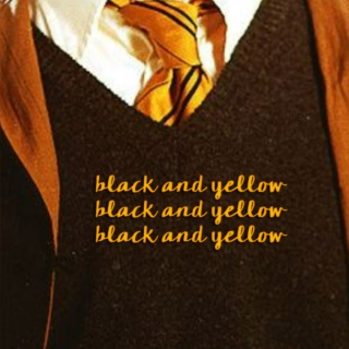 black and yellow black and yellow black and yellow