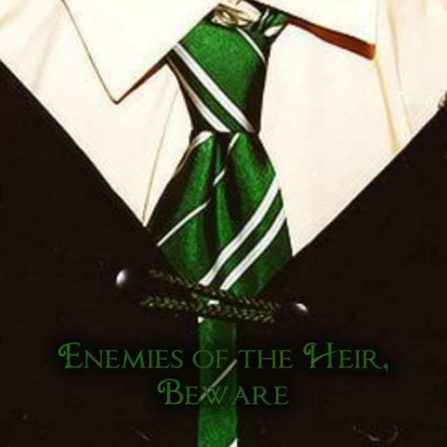 enemies of the heir, beware