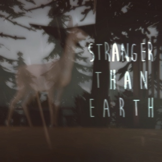 stranger than earth