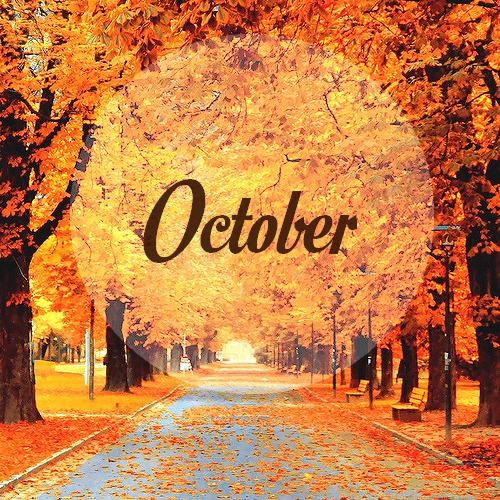 What's New, October?