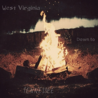 ♡ West Virginia Down to Tennessee ♥