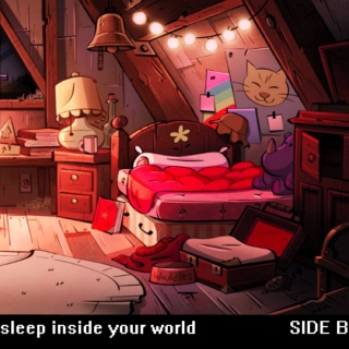 sleep inside your world