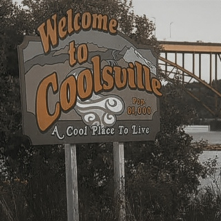 【 welcome to coolsville. 】