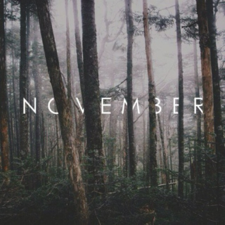 hello november, it's me again