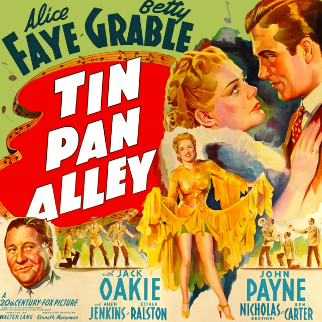 TIN PAN ALLEY: Songs, Songwriters, Singers, and Standards