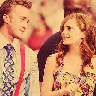 A Dramione Mix - Make love, not war.