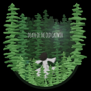 death of the old growth