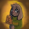 asriel playlist // daisies and forget me nots
