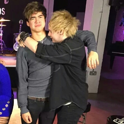 """hey, you ever hear a song and think: """"malum""""?"""