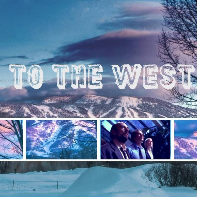 to the west, part one