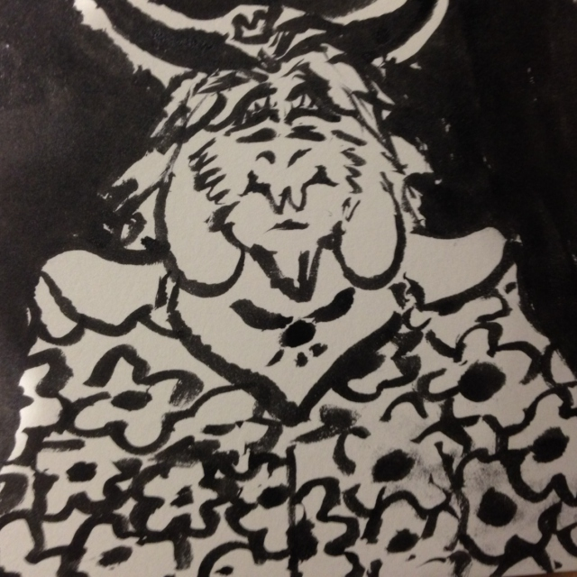 Asgore's Quiet Musings