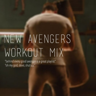 New Avengers Workout Mix