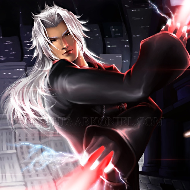 I Xemnas - Superior Of The In-Between