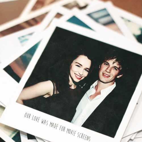 « our love was made for movie screens »