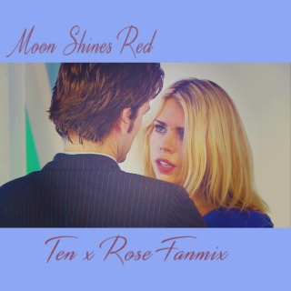 Moon Shines Red (Ten x Rose Fanmix)