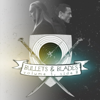 Bullets and Blades: Vol. 1, Side B