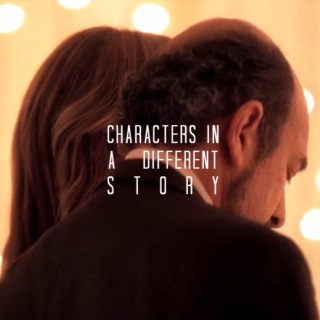 characters in a different story