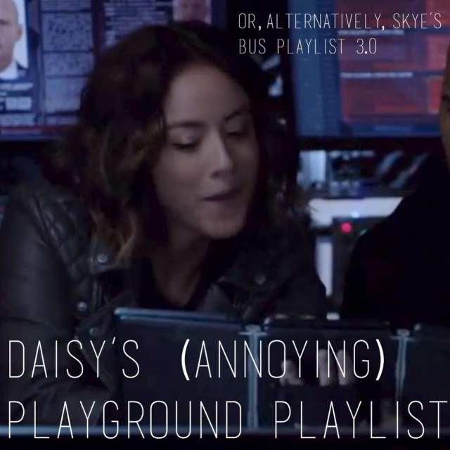"""""""Daisy, I will demote you if you don't tell me how to turn this off right now."""""""