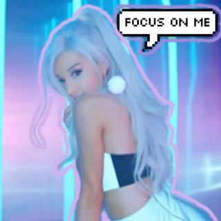 focus on me