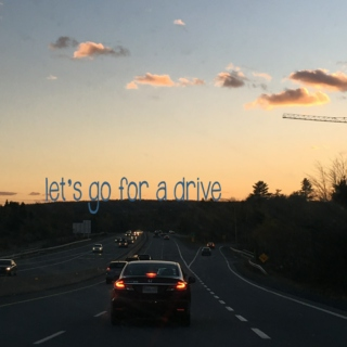 let's go for a drive