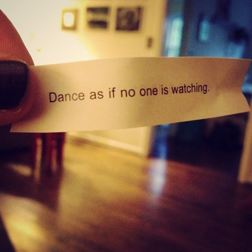 For when you need a dancing break.