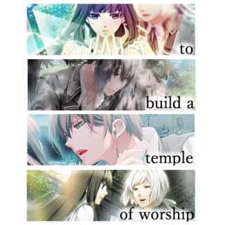 to build a temple of worship