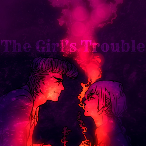 the girl's trouble