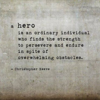 we can be heroes...