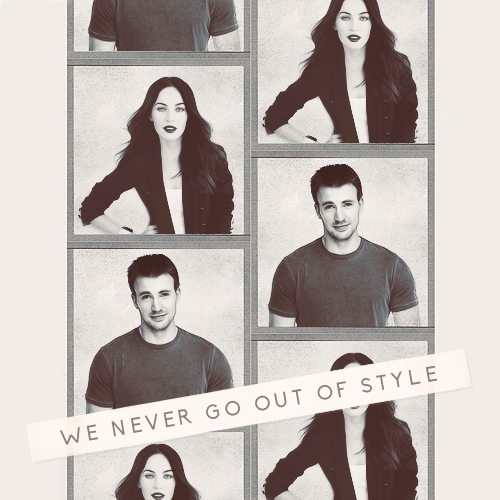 ❥ we never go out of style