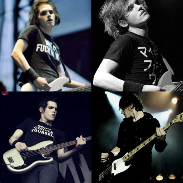 2007 Mikey Way (and how i highkey want him to do me)