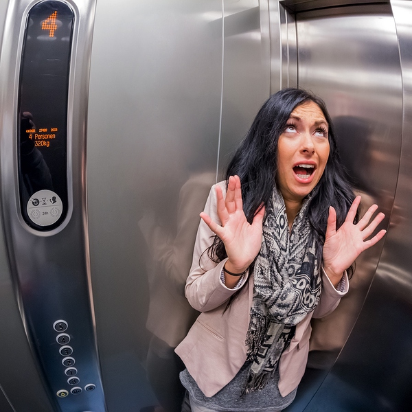 Stuck in the Elevator with You!